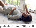 女性 女 懷孕 28135188