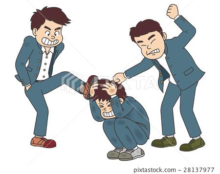 Bullying and violence 28137977