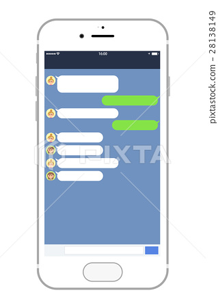 Smartphone chat 28138149