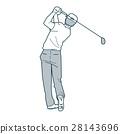 高爾夫 俱樂部 棍棒 28143696