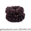 Hair band on white background 28146110