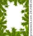 frame fir decoration 28148616
