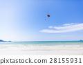 ชายหาดที่สามารถมองเห็นพาราเซล 28155931