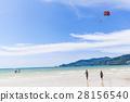 ชายหาดที่สามารถมองเห็นพาราเซล 28156540