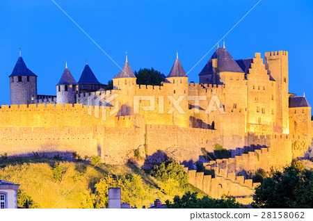 Castle of Carcassonne, Languedoc Roussillon 28158062