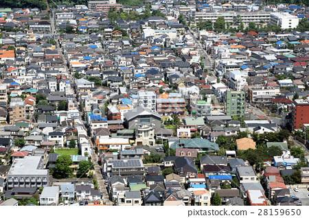 大都市區的住宅區 28159650