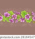 pink, plant, malva 28164547