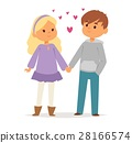 vector, couple, love 28166574