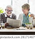 adult, leisure, newspaper 28171467