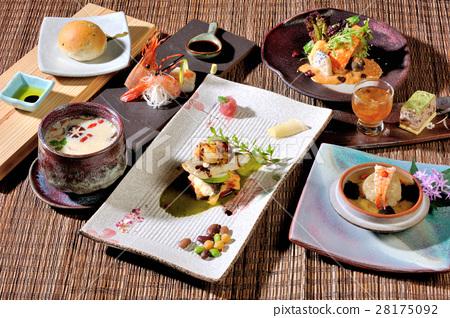 日式料理 食材 28175092