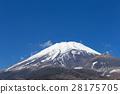 mountain, fuji, mt 28175705