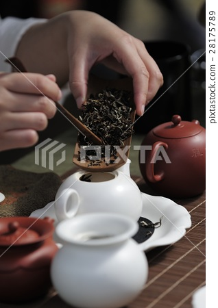 Chinese tea art 28175789