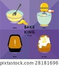 BAKE KING FOUR 28181696