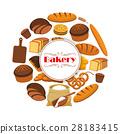 麵包房 麵包 海報 28183415