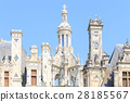 Chambord castle in Loire valley, France 28185567