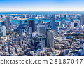 도쿄, 동경, 도시 풍경 28187047