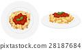 pasta, penne, sauce 28187684