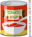 罐子 罐頭 罐頭食品 28187738
