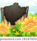 garden flower plant 28187850