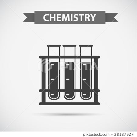 Icon design for chemistry 28187927