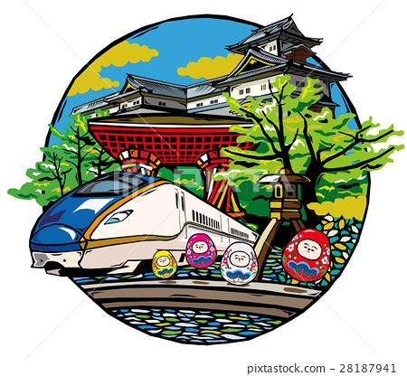Kanazawa Illustration 28187941