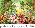 ดอกไม้,มีสีสัน,สีสัน 28188344