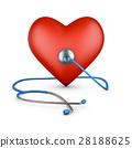 หัวใจ,สุขภาพ,หูฟัง 28188625