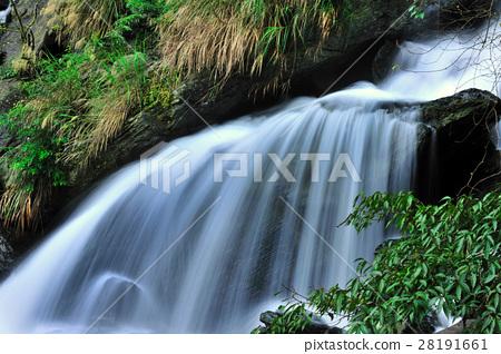 溪流瀑布 28191661
