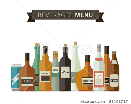 Alcoholic Beverages 28191717