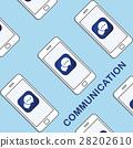 Chat Social Network Speech Bubble 28202610