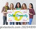 banner, community, global 28204899