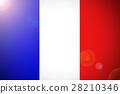 旗帜 旗 法国 28210346