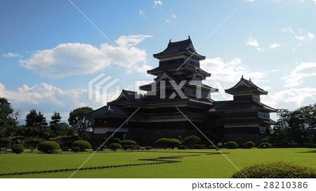日本三大名城之一-熊本城 28210386