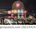 【兵库县】港区神户海滨烟花节 28224424