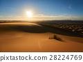 摩洛哥撒哈拉沙漠Merzouga沙丘 28224769