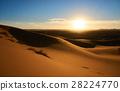 摩洛哥撒哈拉沙漠Merzouga沙丘 28224770