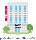 bank, banks, vector 28229654