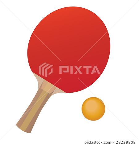 乒乓球 28229808