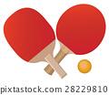 乒乓球 28229810