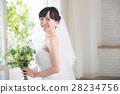 ผู้หญิงในชุดแต่งงาน 28234756