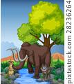 animal mammoth meerkat 28236264