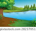scene, river, lake 28237051