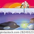 北極 極地的 北極區 28249323