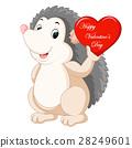 hedgehog cartoon 28249601