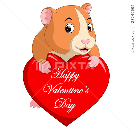 hamster cartoon 28249604