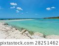 海滩 热带 岛 28251462