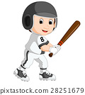 Baseball Player Kid cartoon 28251679