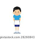 남자 초등학생 _ 표창 _15 시리즈 28260843