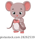 cute mouse cartoon 28262539