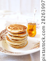 Pancake with honey 28263997